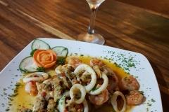 Filete de Corvina con mariscos 2