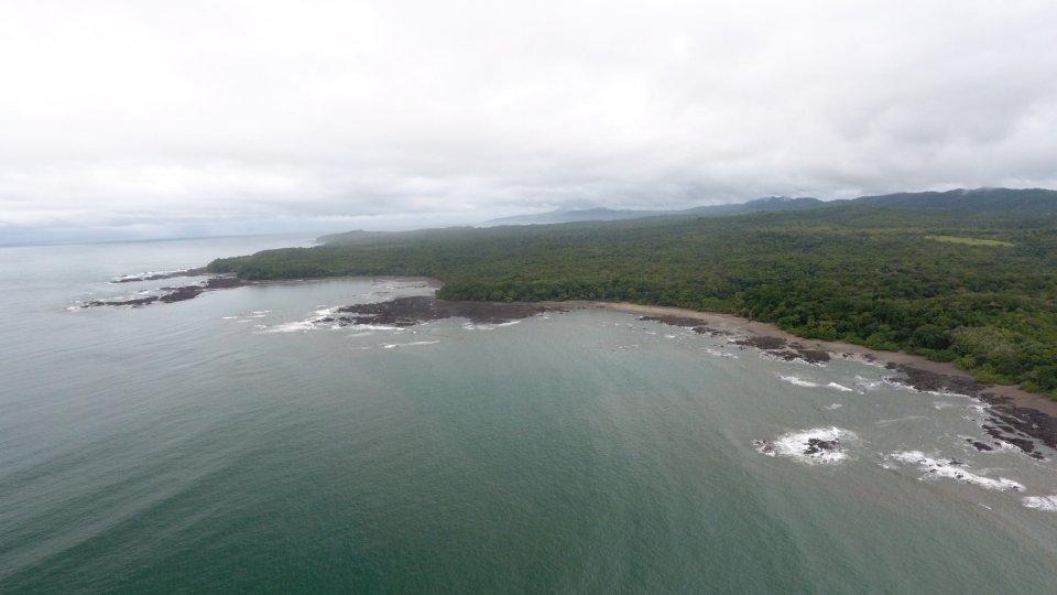 Isla Cébaco, tranquilidad en el Pacífico.